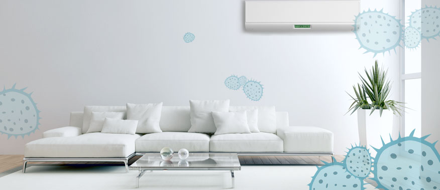 air conditioning germs